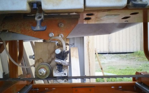 cooks roller guides!? | Portable Sawmills & Forestry Equipment