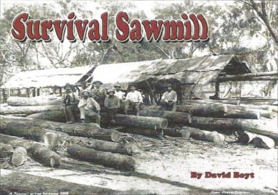 Survival Sawmill | Norwood